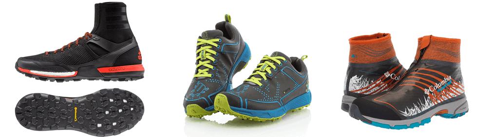 Беговые кроссовки для снежной зимы