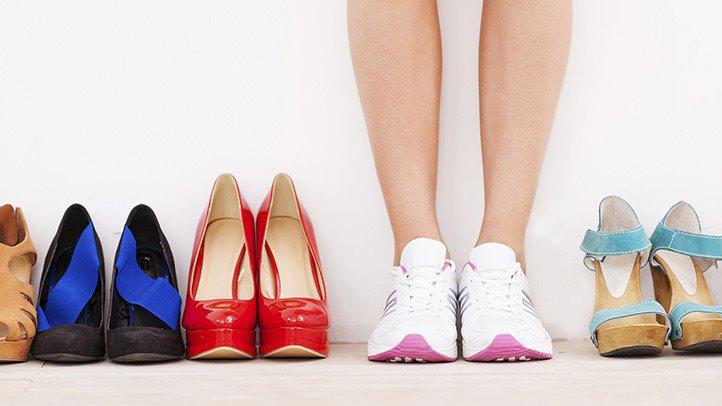 Как отличить беговую обувь от обычной
