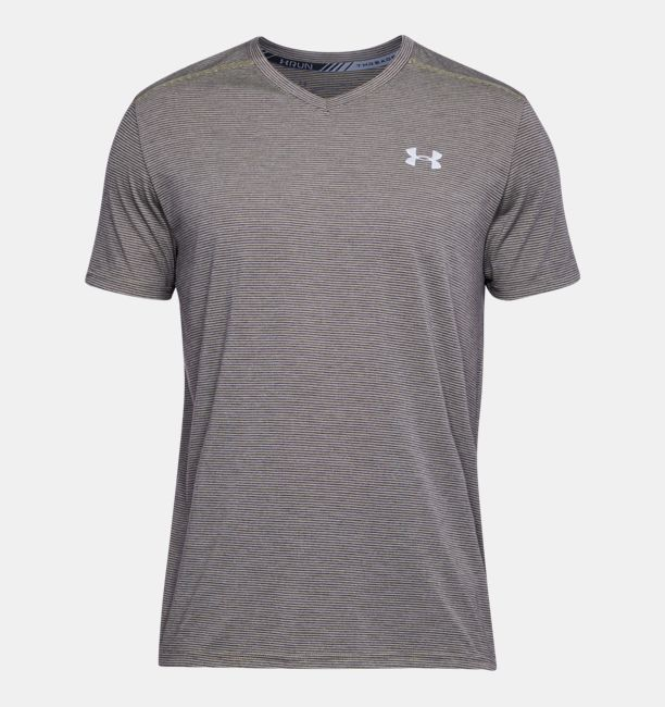 Under Armour Threadborne Streaker V Neck