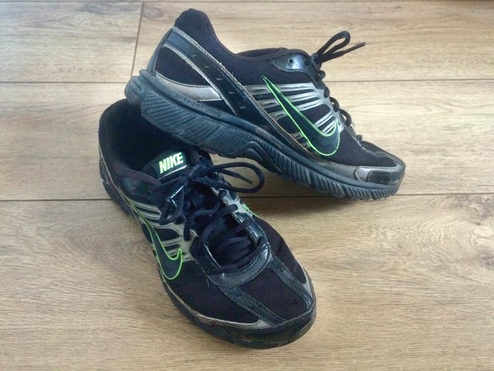 Мои первые беговые кроссовки Nike Dart 8