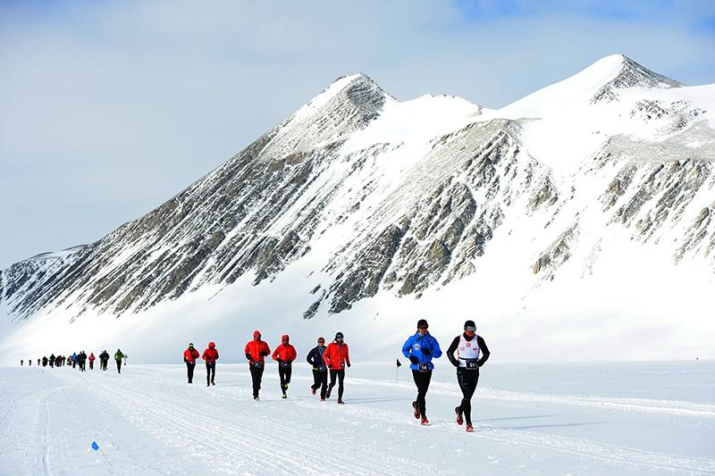Antarctic Ultra Trail