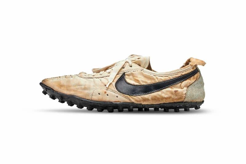 """Самые дорогие в мире беговые кроссовки Nike """"Moon Shoe"""""""