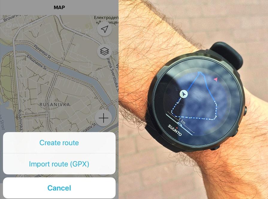 Обзор Suunto Spartan Sport Wrist HR и 74 километра пробежек 4