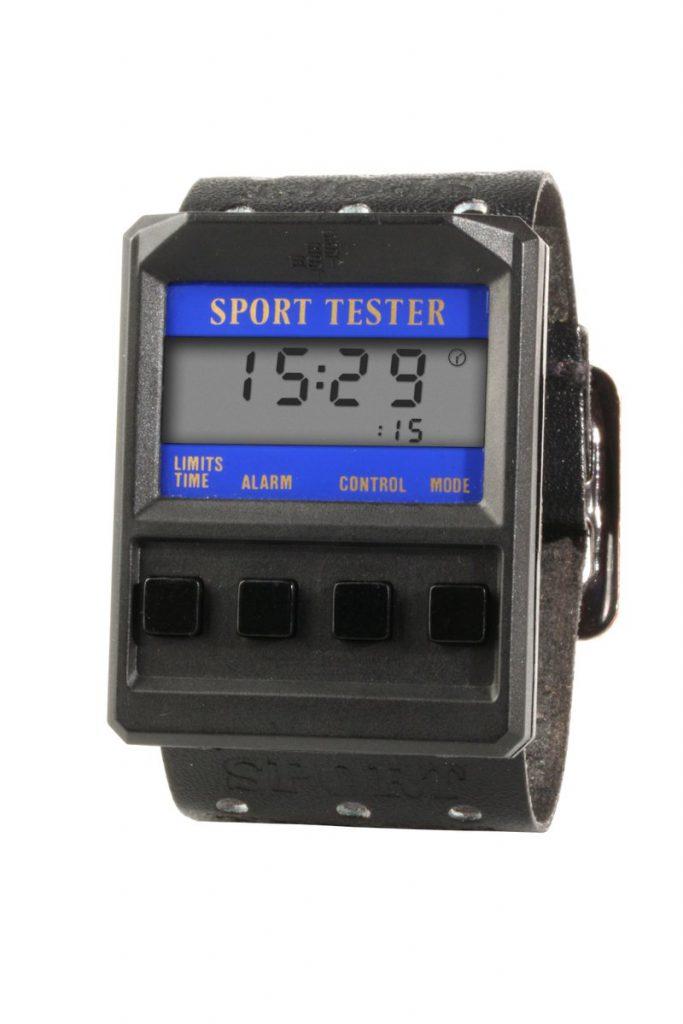 Первый в мире беспроводной пульсометр Sport Tester PE 2000