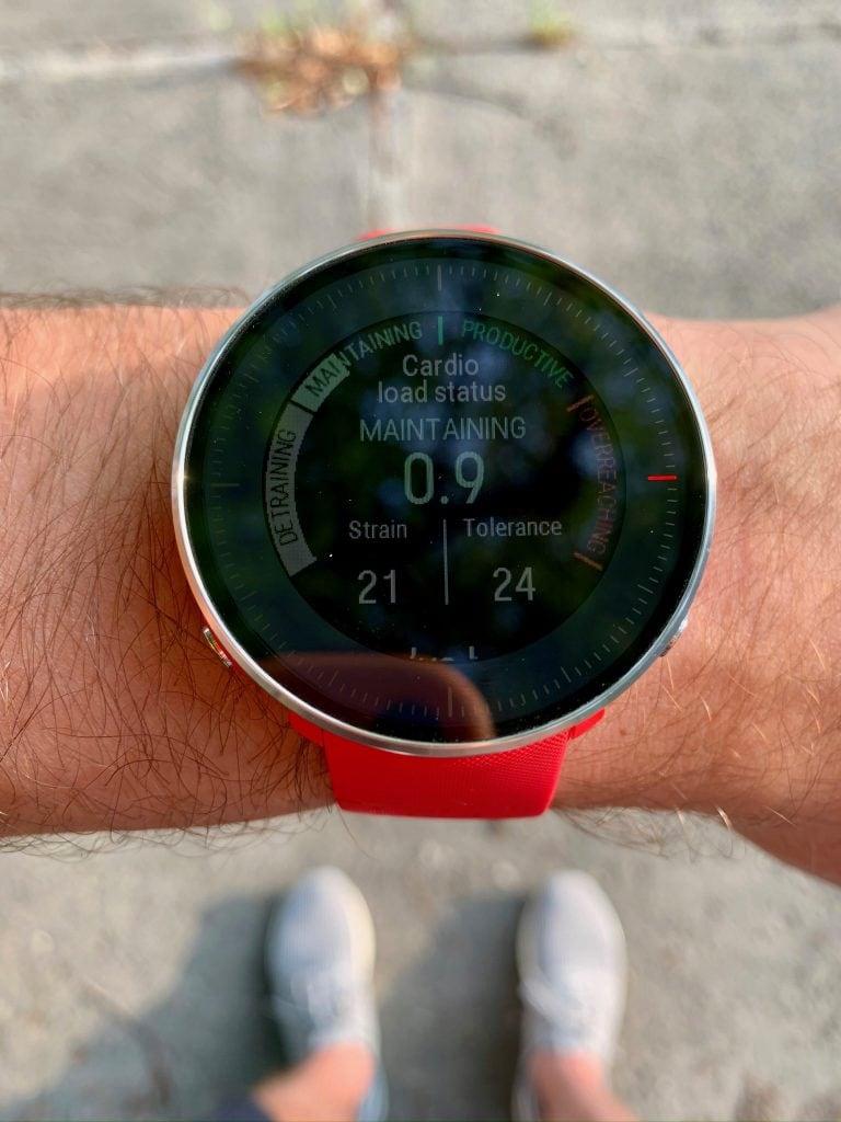 Часы Polar для бега: преимущества и недостатки 5