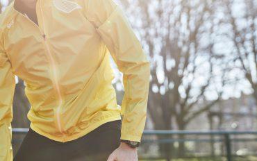 Куртка для бега