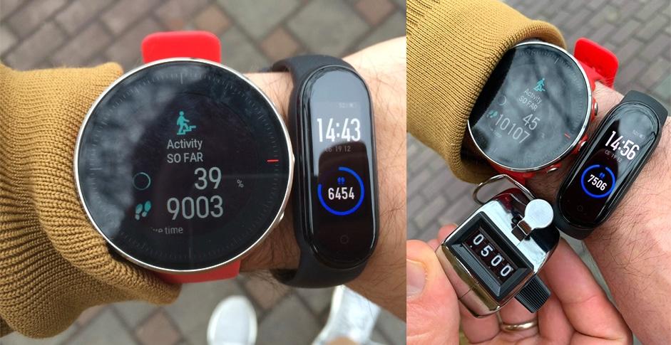 Огляд Mi Band 5 і 62,5 кілометрів пробіжок 5