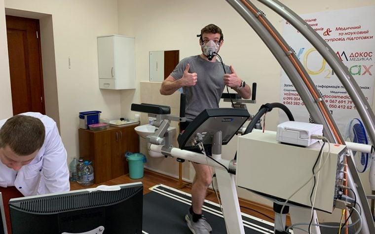 Функциональный тест для бегунов