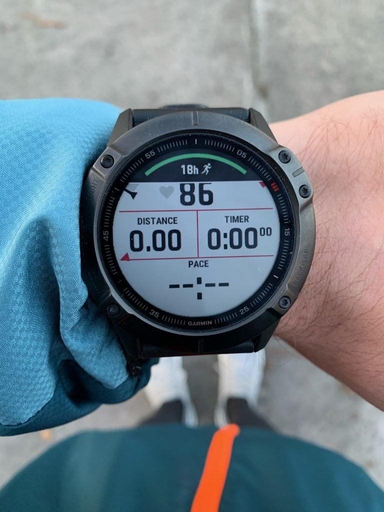 Оценка времени GPS-трекинга