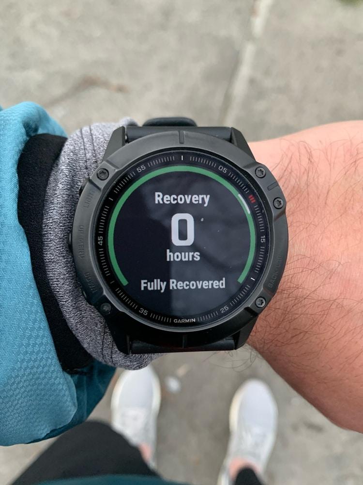 Часы Garmin для бега: преимущества и недостатки 7