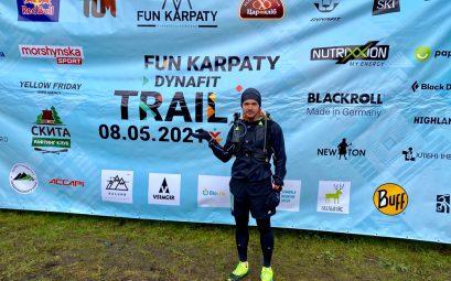 Fun Karpaty Dynafit Trail 2021