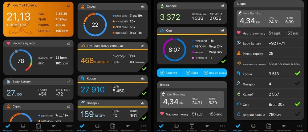 Обзор Garmin Instinct Solar и 121 километр тренировок 3