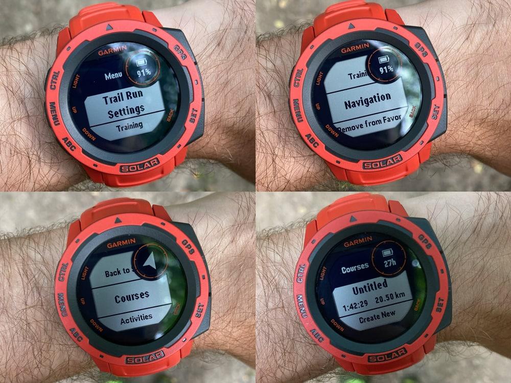 Обзор Garmin Instinct Solar и 121 километр тренировок 6