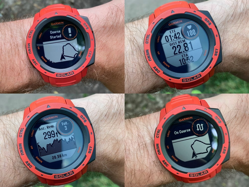 Обзор Garmin Instinct Solar и 121 километр тренировок 7
